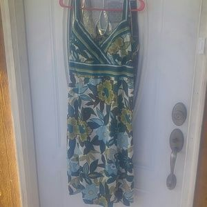 R&K originals flowered dress 16